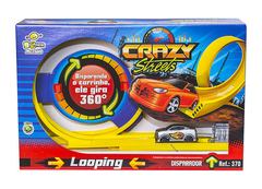 Pista Looping Crazy Streets  - BS TOYS