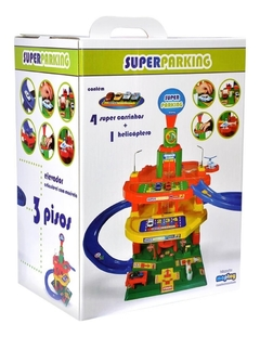 SUPER  PARKING  MAPTOY