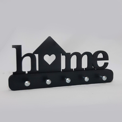Porta Chaves MDF Home - comprar online