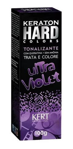 KERATON HARD COLORS 100G ULTRA VIOLET