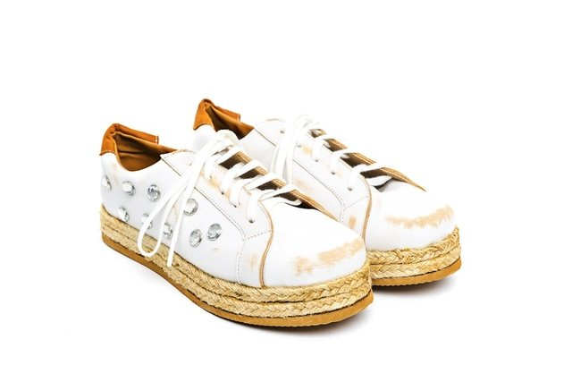 SHOES IBIZA WHITE - comprar online