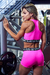 Short Basic Pink - Dona Ninfa Fitness