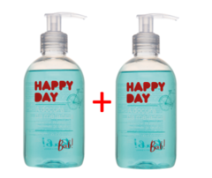 Sabonete Líquido Happy Day 250 ml 2unidades