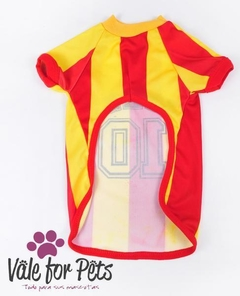 Camiseta Fútbol - Vale For Pets