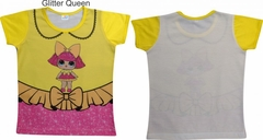 CAMISETA-INFANTIL-LOL-GLITTER-QUEEN