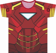 Camiseta Adulto Iron Man
