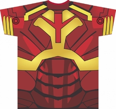 Camiseta Adulto Iron Man - comprar online