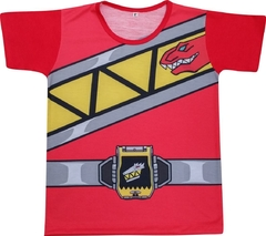 Camiseta Adulto Power Ranger Dino Charge
