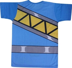 Camiseta Adulto Power Ranger Dino Charge - Ricardo Fantasias