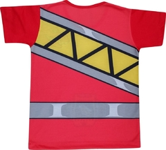Camiseta Adulto Power Ranger Dino Charge - comprar online