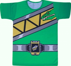 Camiseta Adulto Power Ranger Dino Charge - loja online