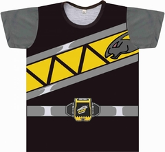 Camiseta Adulto Power Ranger Dino Charge na internet