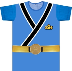 Camiseta Adulto Power Ranger Samurai