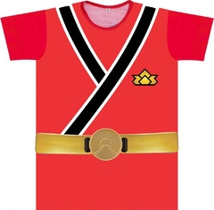 Camiseta Adulto Power Ranger Samurai na internet
