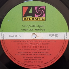 LP Charles Mingus - Changes One - BOLACHÃO DISCOS