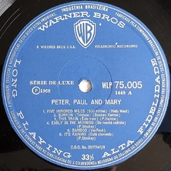 LP Peter, Paul And Mary - 1968 na internet