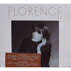 CD Florence And The Machine - How Big, How Blue, How Beautiful