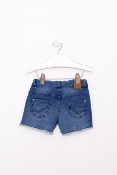 SHORT ADVANCED DENIM JEAN NENA - comprar online