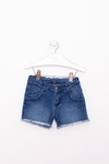 SHORT ADVANCED DENIM JEAN NENA