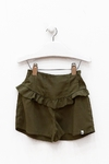 SHORT ADVANCED RAYON JUNGLA VERDE NENA