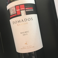 DOMADOS Classic Malbec 2015 Valle de Uco