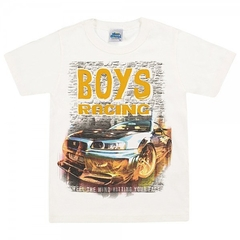 Camiseta Boys Racing