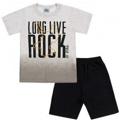 Camiseta Long Live Rock