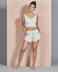Top Underwear Cropped Off - comprar online