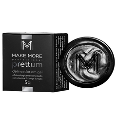 Delineador em gel Prettum - Make More - Makeupbox