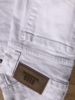 Mini Denim Blanca - Factown Jeans