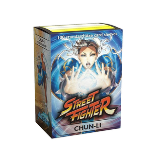 Dragon Shield: Street Fighter - Chun-Li