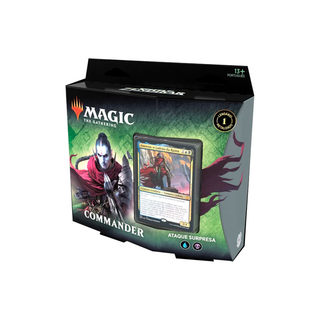 MTG Zendikar Rising: Commander Ataque Surpresa