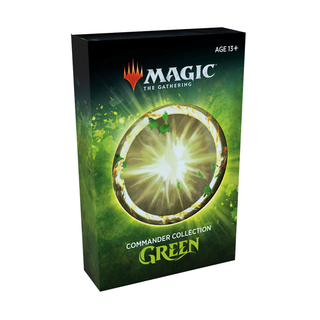 MTG Commander: Collection Green (Pré Venda)