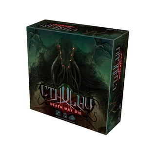 Cthulhu: Death May Die + Sleeves de Brinde