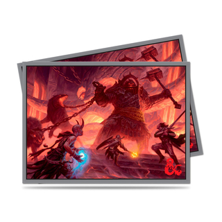 Dungeons & Dragons: Fire Giant - Protector Sleeves