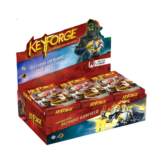 KeyForge: Chamado dos Arcontes - Deck Display