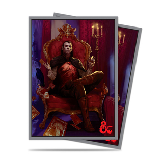 Dungeons & Dragons: Count Strahd von Zarovich - Protector Sleeves