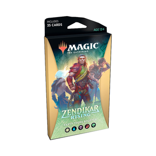 MTG Zendikar Rising: Theme Booster Party