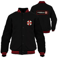 Jaqueta Moletom Umbrella Corporation - Resident Evil na internet