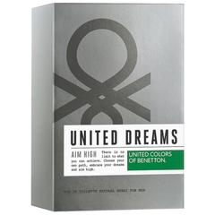 Benetton United Dreams Aim High Eau de Toilette - Perfume Masculino 60ml - comprar online