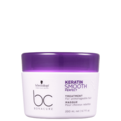 Schwarzkopf BC Bonacure Keratin Smooth Perfect Máscara 200ml