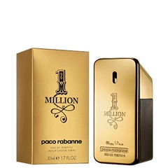 Imagem do Paco Rabanne 1 Million Eau De Toillete