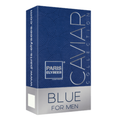 Paris Elysees Blue Caviar Eau de Toilette Perfume Masculino 100ml na internet