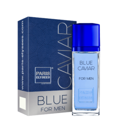 Paris Elysees Blue Caviar Eau de Toilette Perfume Masculino 100ml