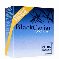 Paris Elysees Black Caviar Woman Eau de Toilette 100ml na internet