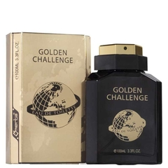 Paris Elysees Golden Challenge Eau de Toilette Perfume Masculino 100ml