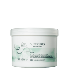 Wella Professionals Nutri Curls Máscara 500ml