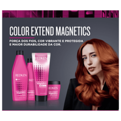 Redken Color Extend Magnetics Máscara 250ml - Belas & Delas