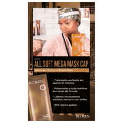 Redken All Soft Mega Mask Cap 10ml - loja online