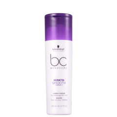 Schwarzkopf BC Bonacure Keratin Smooth Perfect Condicionador 200ml
